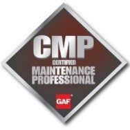 What does a CMP (Certified Maintenance Professional) designation mean to your commercial roof?