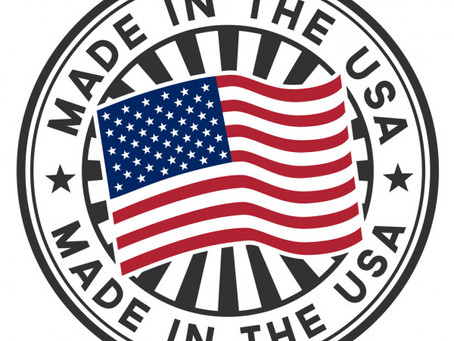 Announcing CRS's Commitment to Purchase and Install only American Made Products