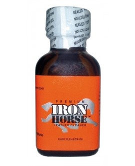 Попперс IRON HORSE 24ml Luxembourg