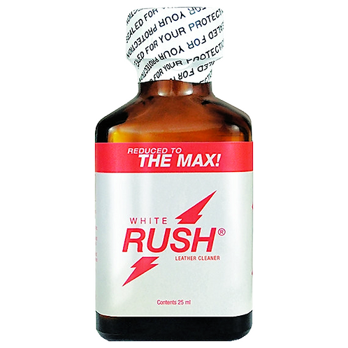 Poppers RUSH White 24ml PWD USA