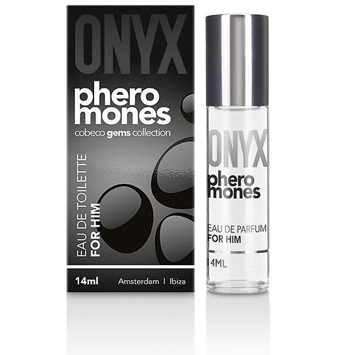 Туалетная вода с феромонами для мужчин ONYX Cobeco Pharma Нидерланды