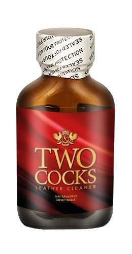 Poppers Two COCKS 24ml Holland