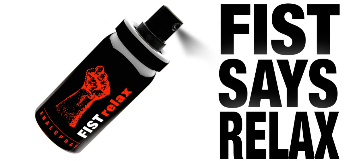fist relax spray