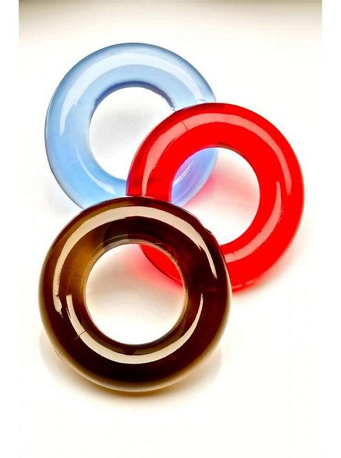 Кольцо для эрекции RingO цвета в асс.