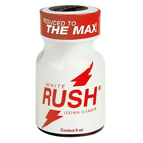 Poppers RUSH® White 9ml PWD USA