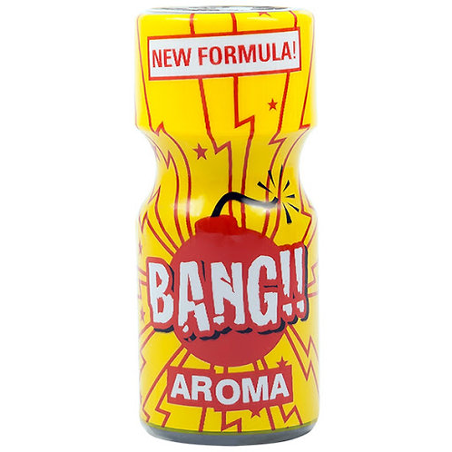 Poppers Bang Aroma 10ml UK