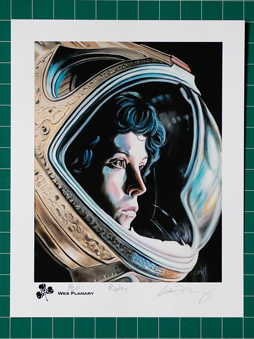 Ripley Signed and Numbered 11x14 Print*