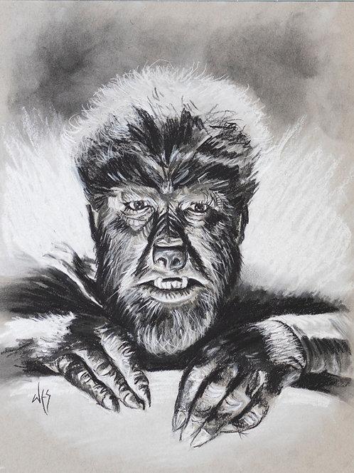 Wolfman Original Charcoal - 9x12