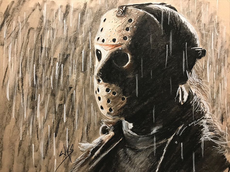 Jason in the Rain
