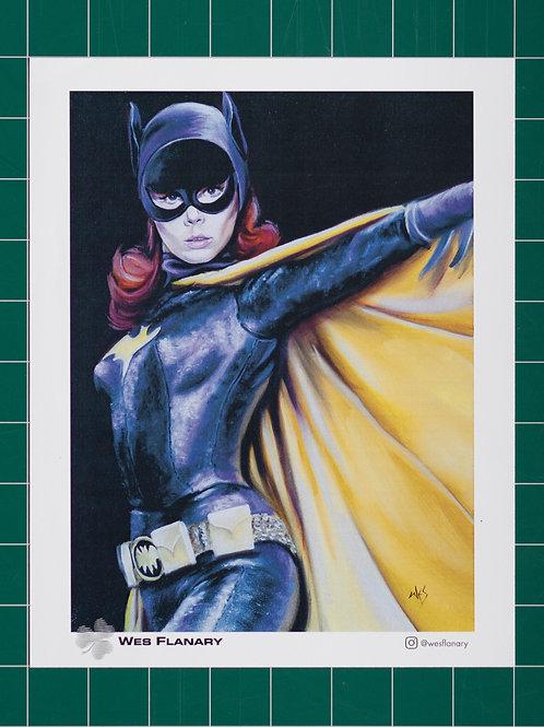 Batgirl 8x10 Print