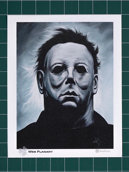Michael Myers 8X10 Print