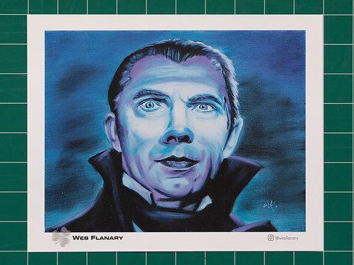 Dracula - 8x10 Print