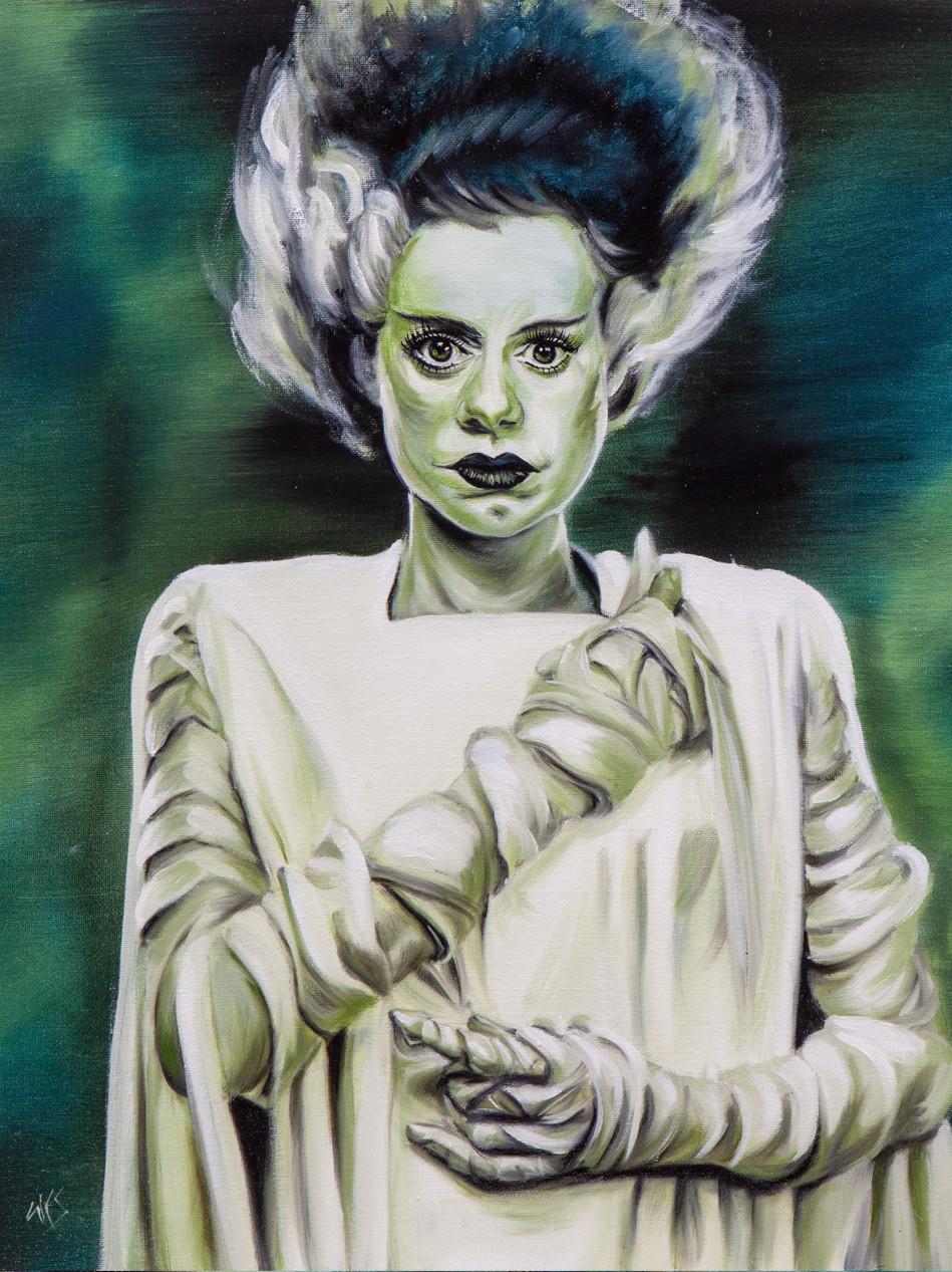 Bride of Frankenstein - Front