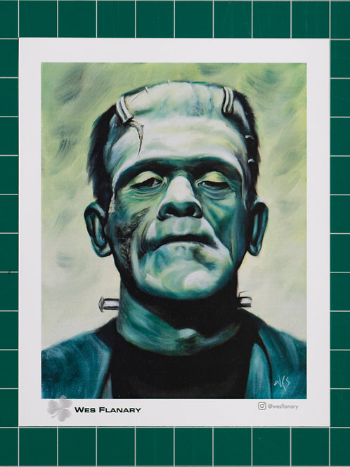 Frankenstein's Monster - 8x10
