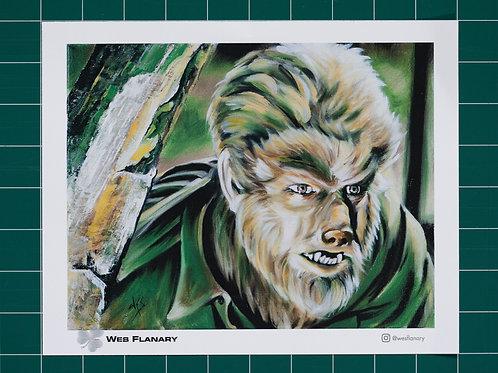 Wolfman - 8x10 Print