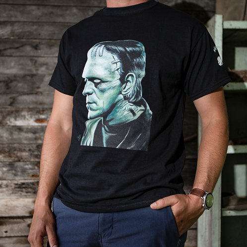 Frankenstein's Monster Profile T-Shirt