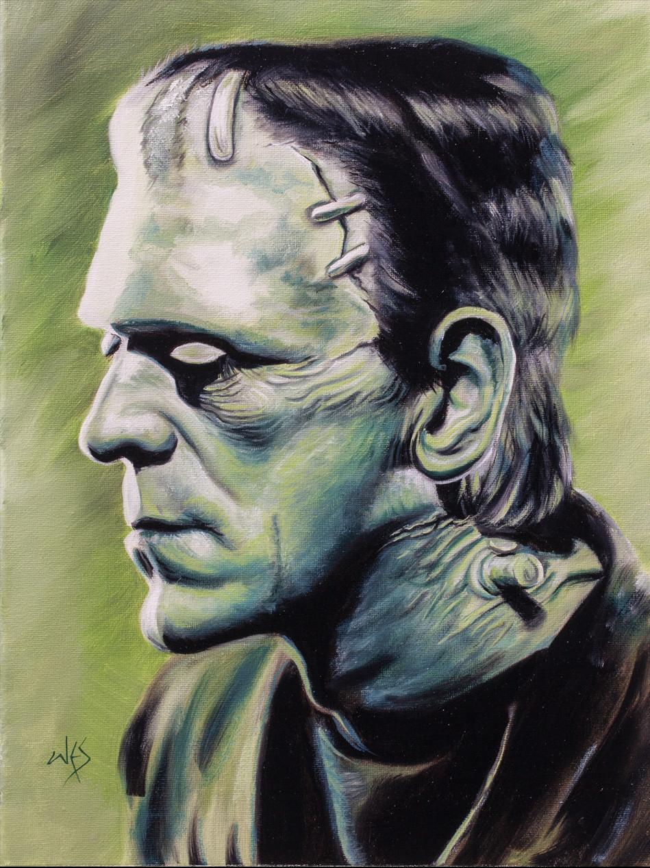 Frankenstein's Monster - Profile