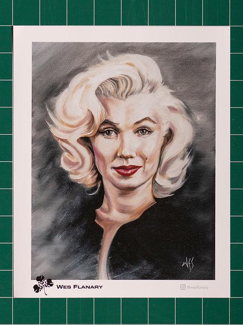 Marilyn - 8x10 Print