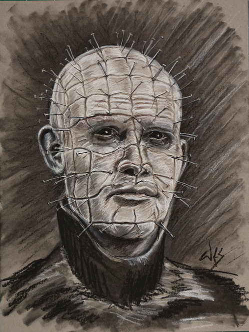 Pinhead Original Charcoal - 9x12