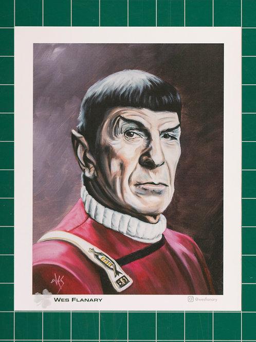 Mr. Spock - 8x10 Print