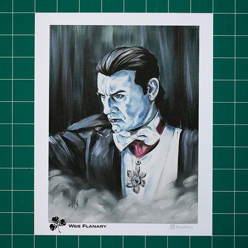 Bela Color Study - 8x10 Print
