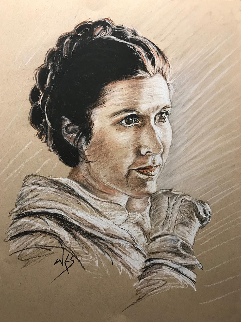 Leia - Hoth