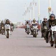 VMCC Sprint Motorcyles Brighton Speed Tr