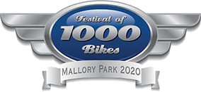 vmcc sprint section Festival of 1000 bik