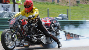 Whats it like to ride a Top Fuel Drag Bike?