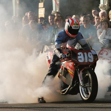 VMCC Brighton Speed Trials - Motorcycle