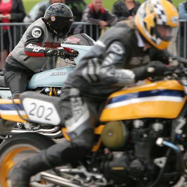 VMCC Sprint Section - Wroughton Motorcyc