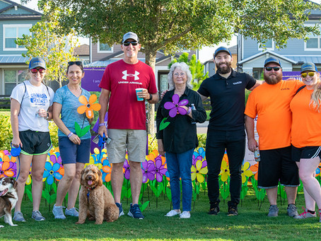 Walk to End Alzheimer's​
