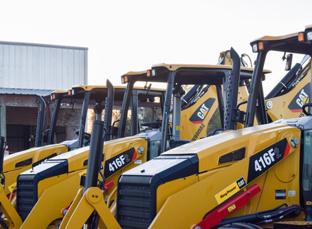 Updated Fleet: Which Backhoe did we go with?