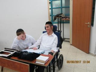 עזרה הדדית בספירת העומר - ''אהל דב'' אשדוד