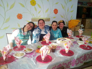 Birthday Celebrations at Rechasim Group Homes