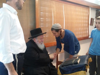INCLUSIVITY AT TZOHAR L'TOHAR, RECHASIM