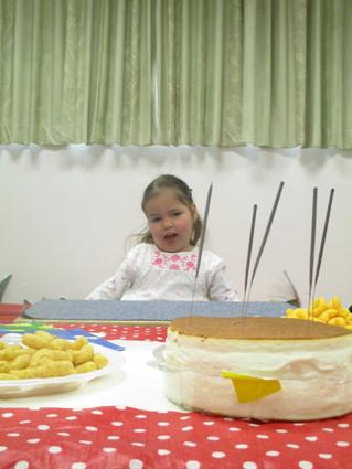 """יום הולדת לשירה """"בית אסתר"""" אשדוד"""