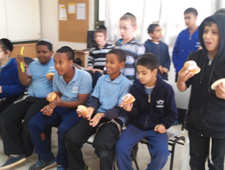 Chanukah in the Inclusion Classroom