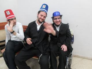 מרבים בשמחה - פעילות ראש חודש בישיבת 'אהל דב' אשדוד
