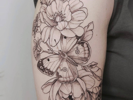 Tattoo fet x @nuriagalceran