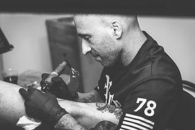 La Llum Tattoo Manresa - Pedro Vate