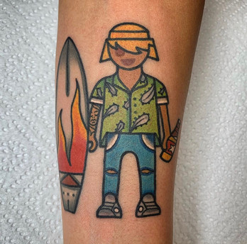La Llum Tattoo Manresa - El Puke