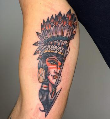 La Llum Tattoo Manresa - Kaele
