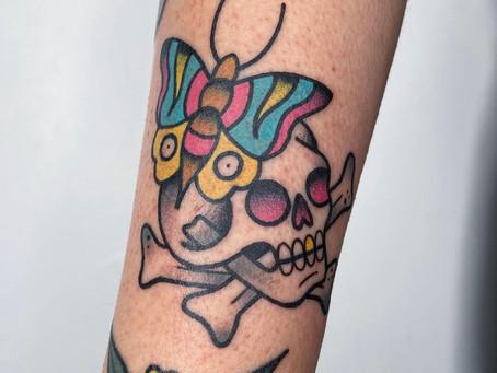 Tattoo realitzat x @elpuke