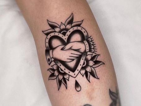 Tattoo fet x @claudiarigby