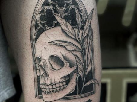 Tattpoo fet x @lapeytattoo