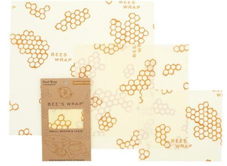 Nieuw: Bee's Wrap