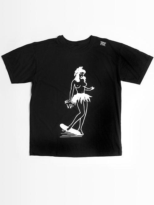 Camiseta VP Aloha Preta