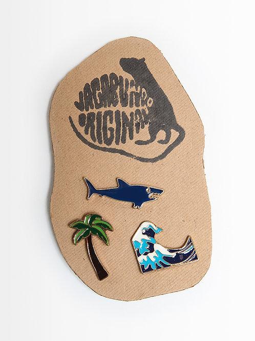 Pack de Pins Beach