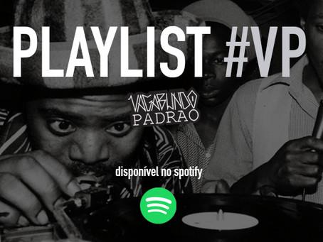 Playlist VP de Reggae